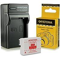 Zubehörset für Digitalkameras/Videokameras mit Akku Canon LPE8, LP-E8