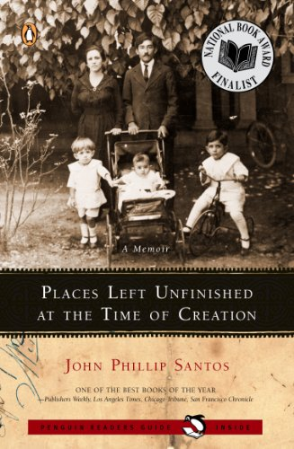 Places Left Unfinished at the Time of Creation - Creation Science Club