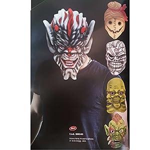 FIORI PAOLO-Máscara Monstruos de Eva diseño,, 004.68040