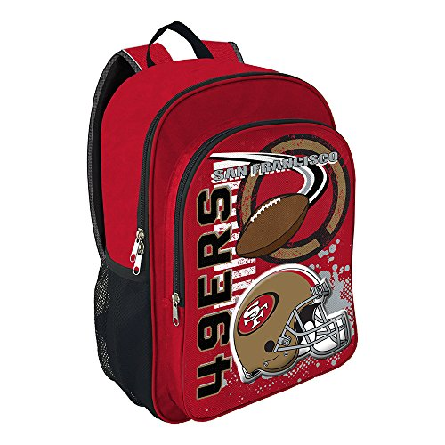The Northwest Company San Francisco 49ers Accelerator Rucksack -