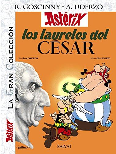 Los laureles del César. La Gran Colección (Castellano - A Partir De 10 Años - Astérix - La Gran Colección)