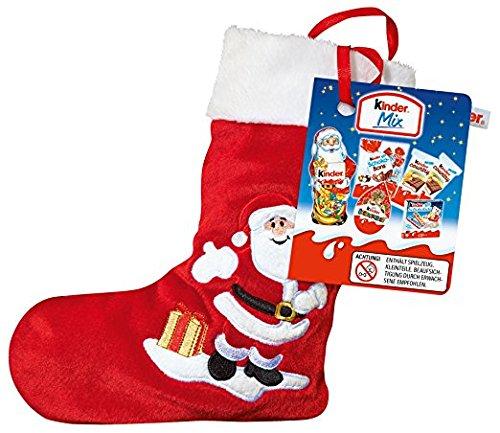 Preisvergleich Produktbild Ferrero - Kinder Mix Stiefel - 218g