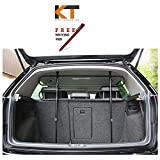S-Tech Automotive T-DGB1048 Hyundai Sonata 98-01 Durable Tubular Dog Guard Heavy Duty Pet Car Barrier Plus Free Keeg Trading Pen