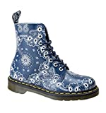 Dr. Martens Unisex-Erwachsene Pascal Cherry Red Antique Temperley Stiefel, Rot, 38 EU
