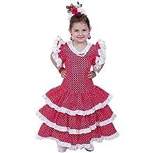 El Carnaval Disfraz sevillana T. 2-4