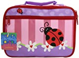 Stephen Joseph SJ570160 Children's Lunch Boxes, Polyester, Ladybug