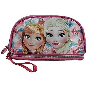 Disney Frozen Magic Caso Make Up Bag Bolsos Neceser Vanity Pochette