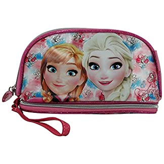 Disney Frozen Magic Caso Make Up Bag Bolsos Neceser Vanity Pochette