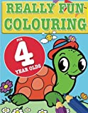 Really Fun Colouring Book For 4 Year Olds: - Best Reviews Guide
