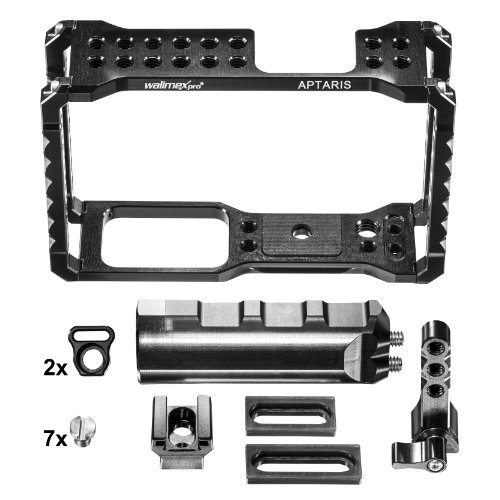 Cheap Walimex Pro Aptaris Cage System Kit for Olympus OM-D/E-M5 Camera on Amazon