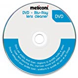 MELICONI DVD Blu-ray Linsenreiniger Disc + 5.1 Audio System Check für DVD-Player Spiel Konsolen PC DVD