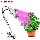 ABC LED Grow Licht Glühbirne, innen Pflanzen Grow Full Spectrum mit UV & IR für Innen-Gewächshaus Garten Gemüse Blumen und Pflanzen