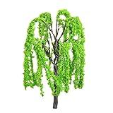 Haodou 1PCS Miniatur Bäume Ornamente Landschaft handwerk Micro-landschaft dekoration Kreative harz handwerk Künstliche schöne Mini Verzierung DIY Garten Dekoration Outdoor Miniatur Decor