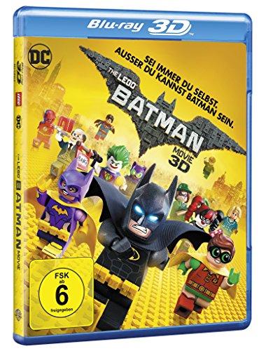 The LEGO Batman Movie [3D Blu-ray]: Alle Infos bei Amazon