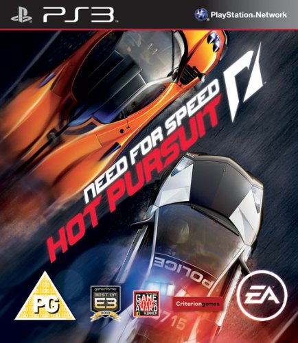 Need For Speed: Hot Pursuit (Sony PS3) [Import UK] Xbox-need For Speed Hot Pursuit