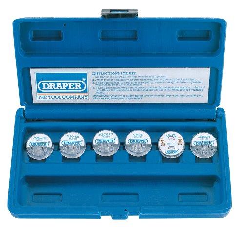 Draper INL6/KIT Kit de lampe de vérification de l'alimentation électrique des injecteurs