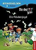 Die drei ??? Kids, Bücherhelden, Die Räuberjagd - Ulf Blanck