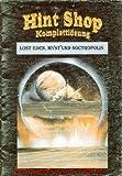 Lost Eden Myst & Noctropolis Cheat Lösungsbuch LBdn