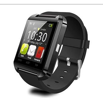Smart Watch Smartwatch teléfono U8 Bluetooth Reloj Inteligente para Huawei P20, P20 Lite, P20
