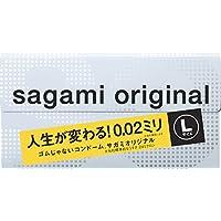 Sagami Original 0.02mm Large Size 12 Pcs Pack [Health and Beauty] (japan import) preisvergleich bei billige-tabletten.eu