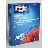 Toppits Ziploc Maxi 8L 6 Beutel