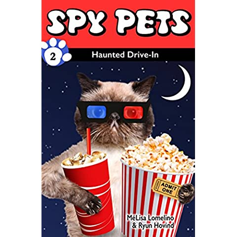 Spy Pets 2: Haunted Drive-In (English Edition)