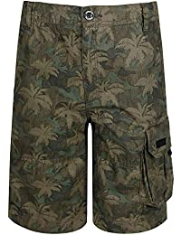 Regatta Shorewalk Coolweave Cotton Multi Pocket - Pantalones Cortos Unisex niños