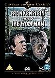 Frankenstein Meets The Wolf Man [DVD]