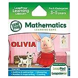 Leapfrog Leapster/LeapPad Explorer Olivia Game