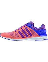 huge discount 1ee3e fee21 adidasBaskets Adidas Adizero Feather Pri Orange Femme - Botas de caño bajo  Mujer, Naranja