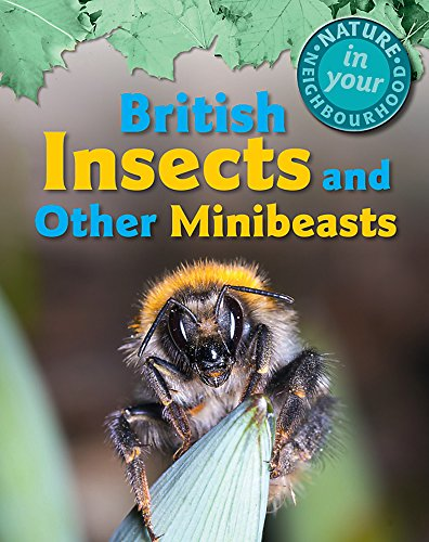 British Insects and other Minibeasts (Nature in Your Neighbourhood)