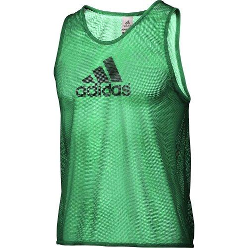 Männer Lätzchen Für Erwachsenen (Adidas Erwachsene Fußball Training Lätzchen, Herren, Vivid Green)