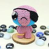 Cain di Crochet Fatto a Mano, Peluche, Amigurumi, Regalo, The Binding of Isaac