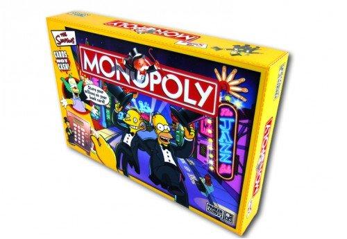 Hasbro Parker 40048100 - Monopoly Simpsons