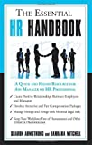 The Essential HR Handbook: A Quick and Handy Resource for Any Manager or HR Professional by Sharon Armstrong, Barbara Mitchell (2008) Paperback