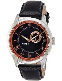 Timex E Class Analog Black Dial Men's Watch - TWEG14601