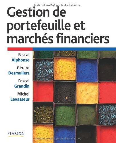 Gestion de Portefeuille et Marchés Financiers