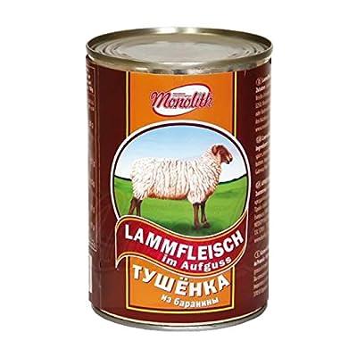 """Lammfleisch im Aufguss """"Tuschenka"""""""