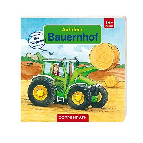 Meine allerliebsten Fahrzeuge - Auf dem Bauernhof (Bücher für die Kleinsten)
