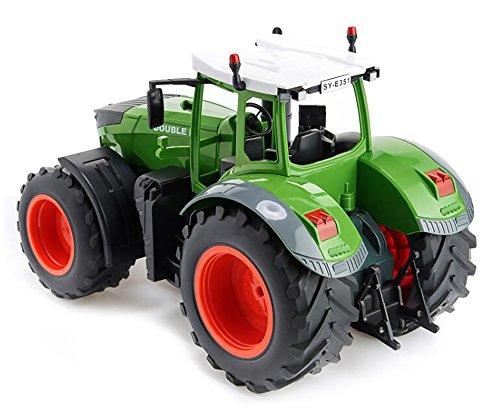 RC Auto kaufen Traktor Bild 4: efaso E351-003 1:16 2,4 GHz RC Trecker mit Anhänger und Licht- und Soundeffekten - Komplett RTR*