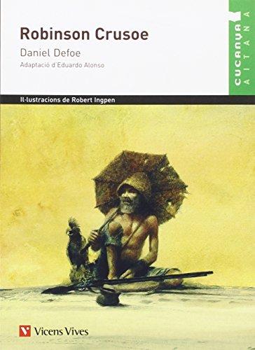 Robinson Crusoe - Cucanya Aitana (Col.lecció Cucanya Aitana) - 9788431688486
