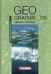 Geographie 7/8. Realschule. Nordrhein-Westfalen. Neu.