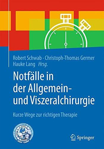Notfälle in der Allgemein- und Viszeralchirurgie: Kurze Wege zur Therapieentscheidung