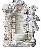 Fontane da Giardino in Cemento Fontana Venezia - H cm 92