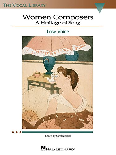 eritage of Song: Low Voice (Vocal Library) ()