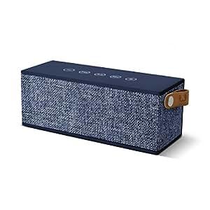 Fresh 'N Rebel Rockbox Brick Fabriq Edition Altoparlante Bluetooth, Indigo