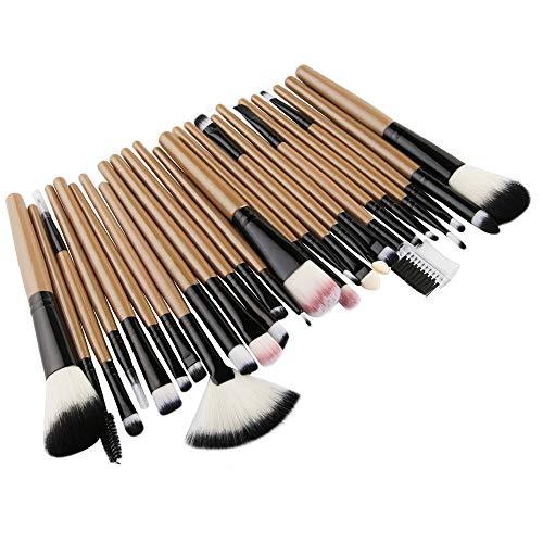 Dtuta 25 Super Komplette Makeup-Werkzeuge Pinselset GüNstig Pinsel Aufbewahrung Organizer...
