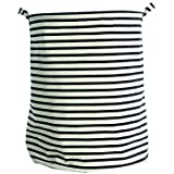 HOUSE DOCTOR - House doctor panier a linge stripes Ls0120