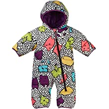 Burton Kid's Infant Buddy Bunting Suit One Piece, Hoos There.00