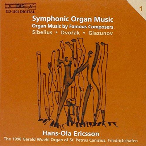 Sinfonische Orgelmusik Vol. 1 (Die Gerald-Wöhl-Orgel in St. Petrus Canisius, Friedrichshafen)